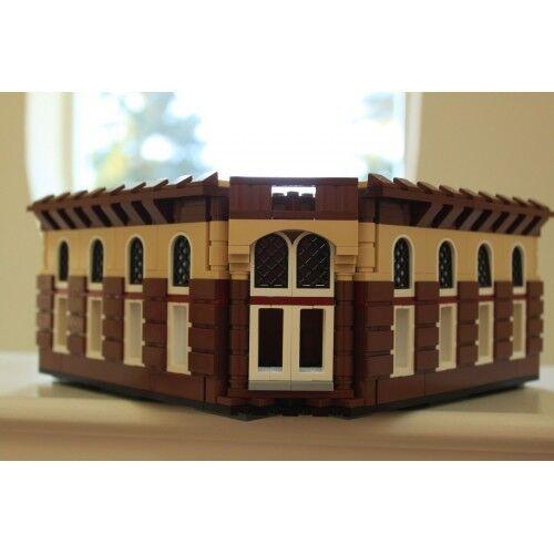 LEGO Cafe Corner 10182 Modular Building Second Floor Only | eBay