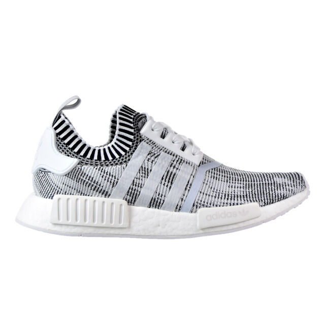 9ec8bc2e41c adidas NMD R1 PK Boost Glitch Camo Black White Grey Oreo By1911 HT 10