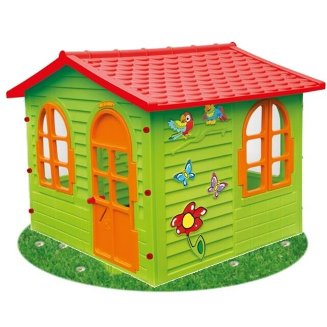 mochtoys bird kinder spielhaus xxl ebay. Black Bedroom Furniture Sets. Home Design Ideas