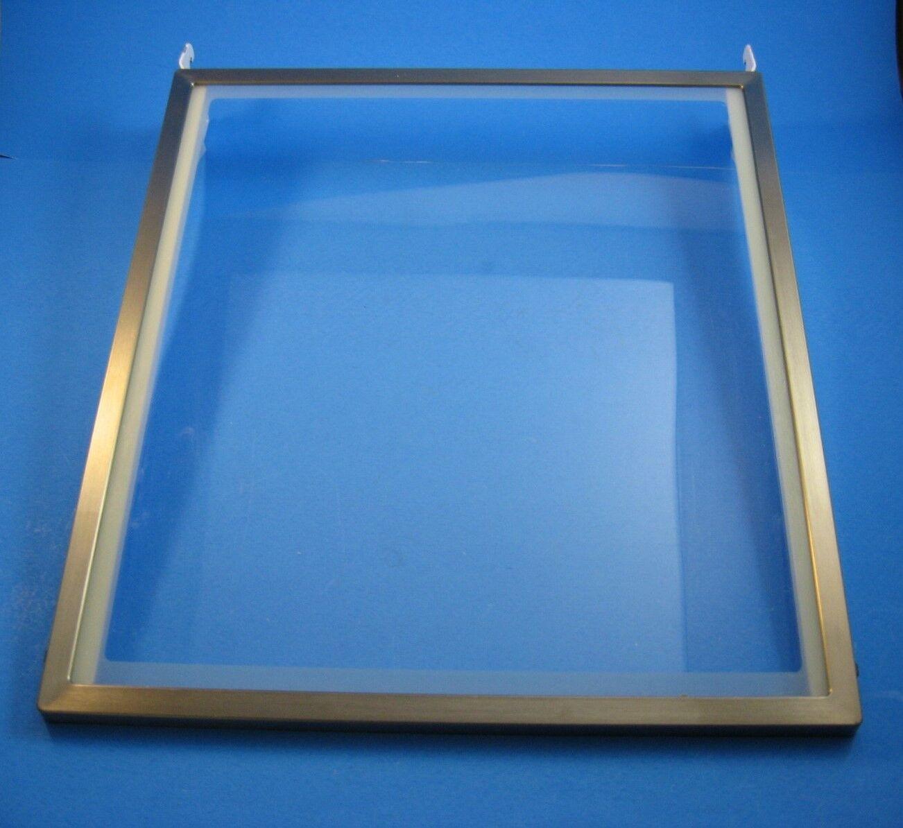 Wpw10493521 W10493521 -whirlpool KitchenAid Refrigerator Glass Shelf ...