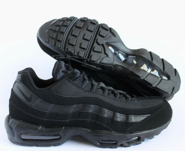 Nike Air Max 95 - 609048-092 - Black - Men's Size 10 - Good with Box