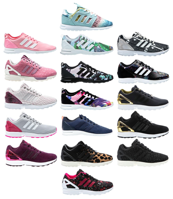 Adidas Zx Flux W MORBIDI DONNE Sneaker DONNE SCARPE CORSA SCARPE