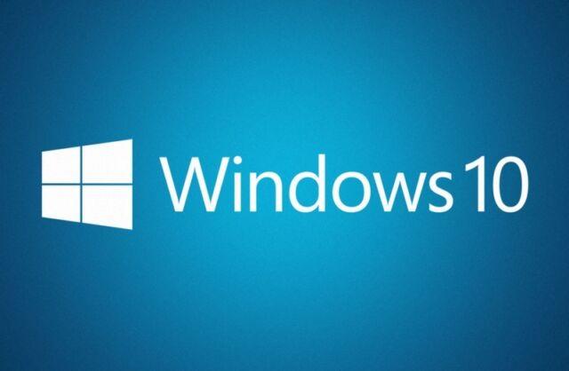 MICROSOFT WINDOWS 10 PROFESSIONAL VL 32/64 BIT ESD - ORIGINALE FATTURABILE
