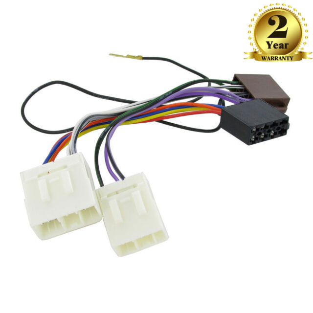 s l640 connects2 stereo wiring harness adaptor iso lead for mazda wiring harness adapter at bayanpartner.co
