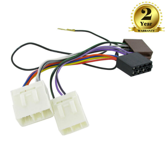 s l640 connects2 stereo wiring harness adaptor iso lead for mazda wiring harness adapter at metegol.co