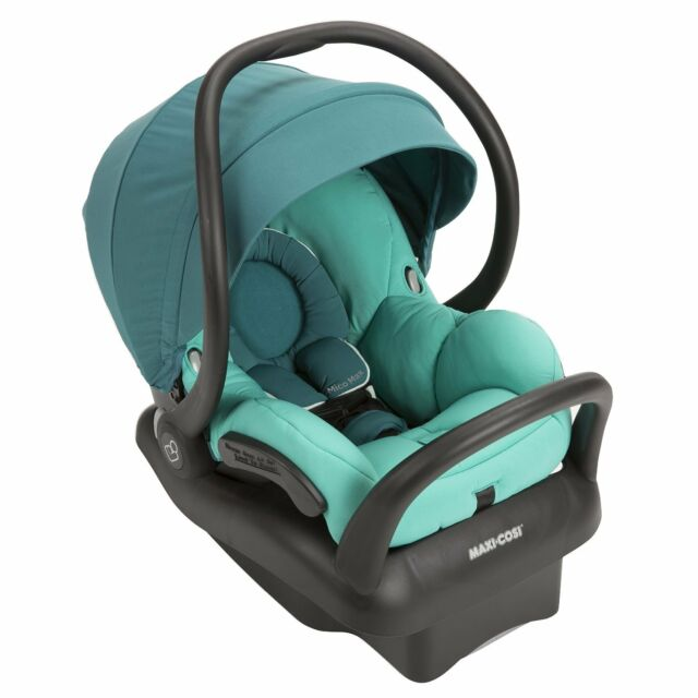 Maxi-Cosi Mico MAX 30 Infant Car Seat - Atlantis Green - New!  sc 1 st  eBay & Maxi-Cosi Mico Max 30 Infant Car Seat Atlantis Green Rear Facing ...