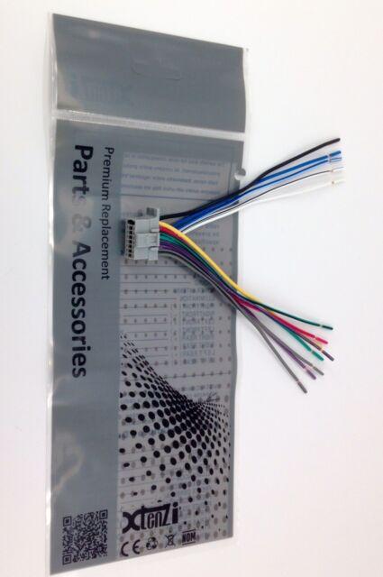 s l640 xtenzi wiring harness for alpine cde 100 cde 110 reciver indash alpine cde-100 wiring harness at n-0.co