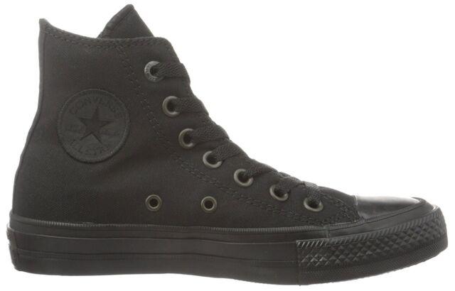 Converse Chuck II High Top 151221C001 Black Black 274372