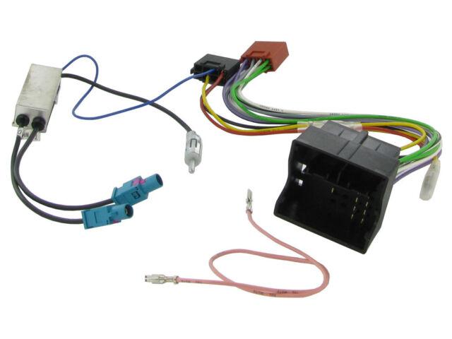 peugeot 308 cd radio stereo headunit iso wiring harness lead adaptor rh ebay co uk Peugeot 508 Peugeot 308 Interior