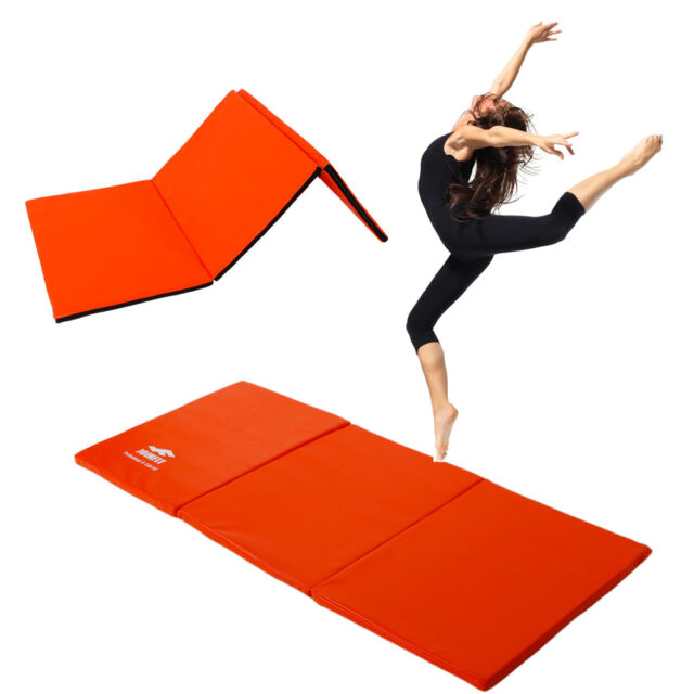 gym filled soft ture pvc mats foam gymnastics itm gm play fun mat crash safety thick inch