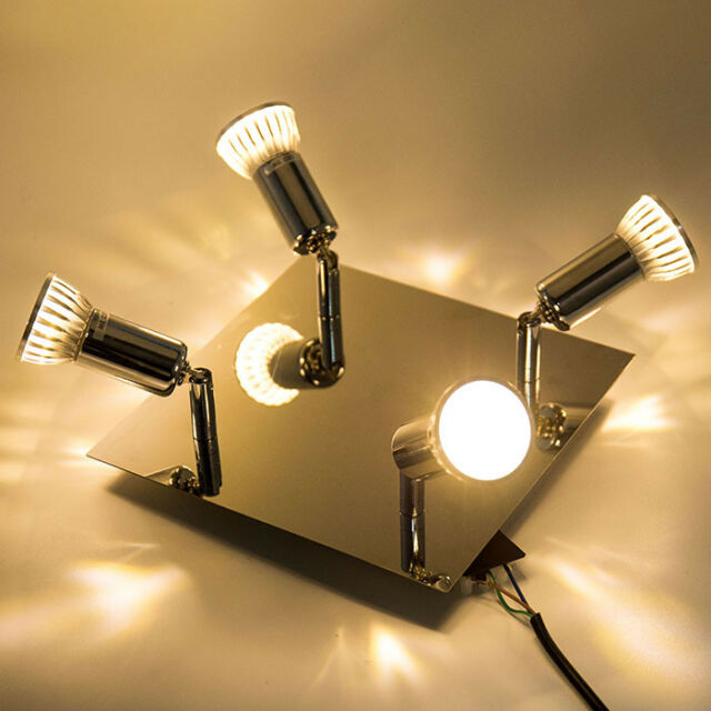 Adjustable Modern Way Square Kitchen LED Ceiling Spot Lights - Kitchen spot light fittings