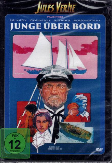 Junge über Bord - Jules Verne - neu & ovp