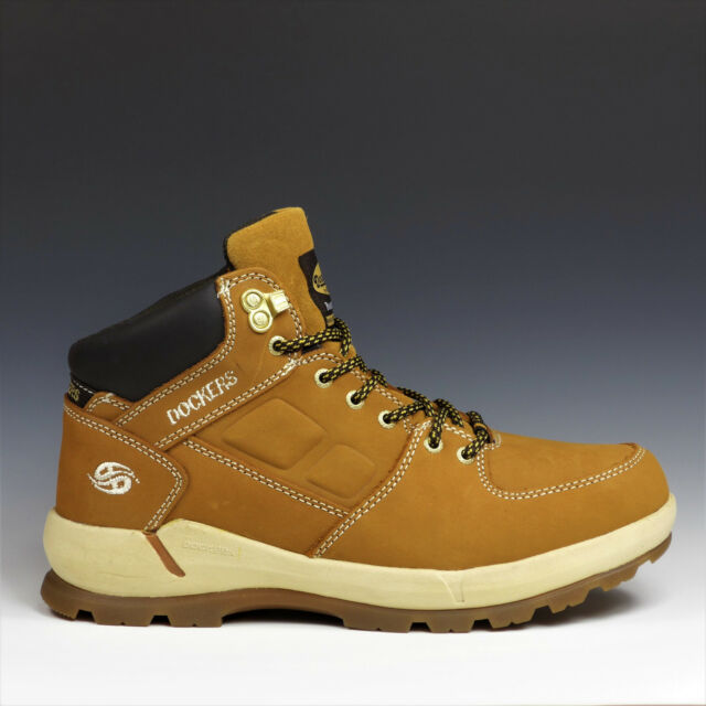 39OR003, Bottes Classiques Homme, Jaune (Golden Tan 910), 45 EUDockers by Gerli