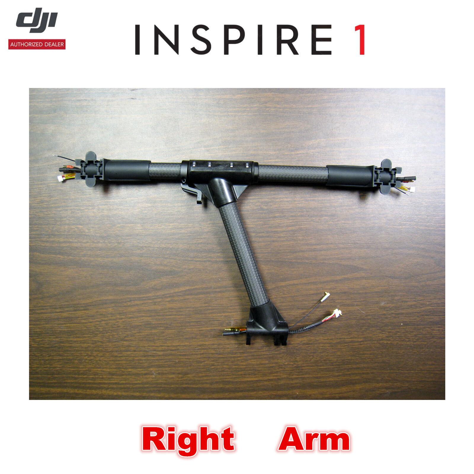 dji inspire 1 v1 v2 0 drone right arm assembly ebay