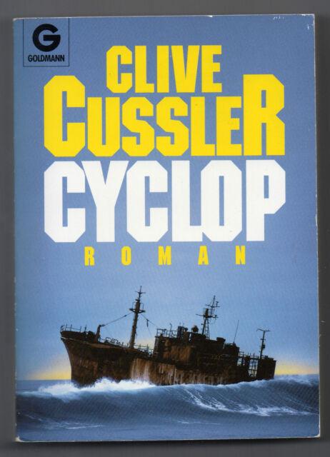 Cyclop von Clive Cussler Roman (34)