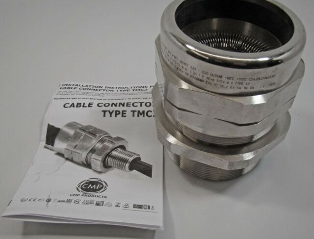 Cmp Appleton Electric Metal Clad Mc Cable Gland