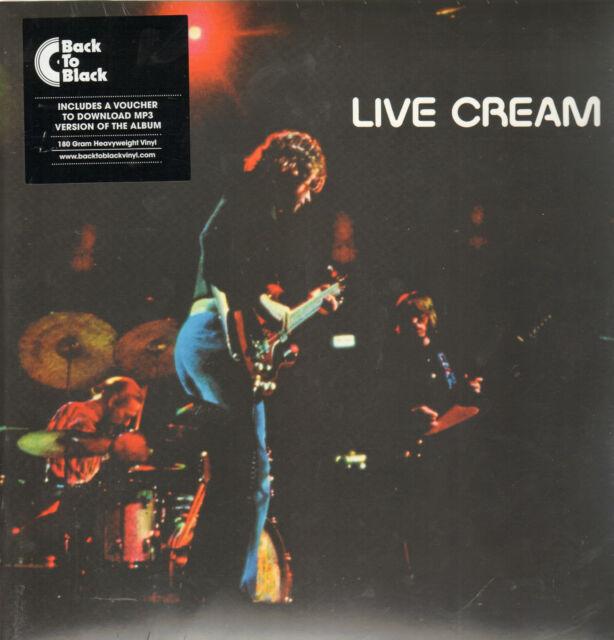 CREAM - Live Cream    [Inc. Download] LP     !!! NEU !!!     600753548486