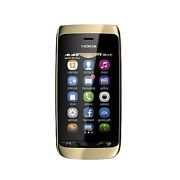 Nokia Asha 310  Golden Light  Smartphone