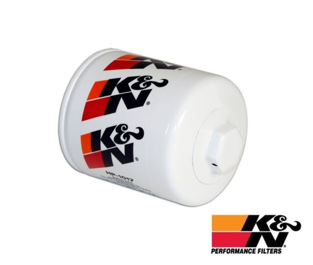 KN HP-1005 - K&N Wrench Off Oil Filter Ford Telstar AR, AS, TX5 2.0L L4 83-87