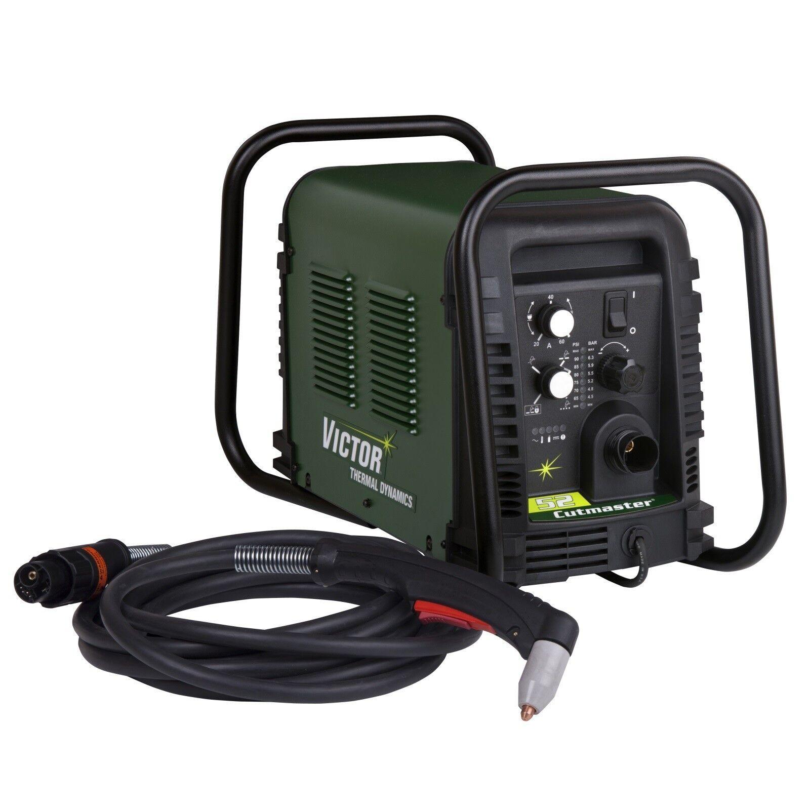 Thermal Dynamics Cutmaster 52 Cm52 Plasma Cutter Ebay