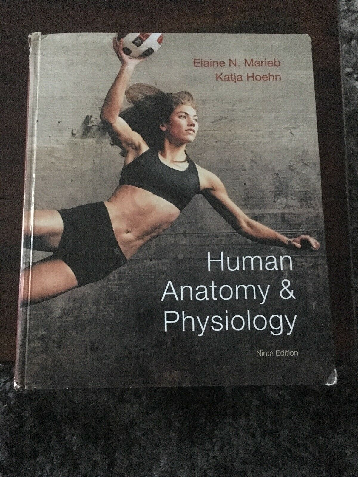 Human Anatomy and Physiology by Marieb (Hardcover, Student Edition ...