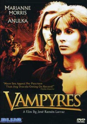 Vampyres (REGION 0 DVD New)