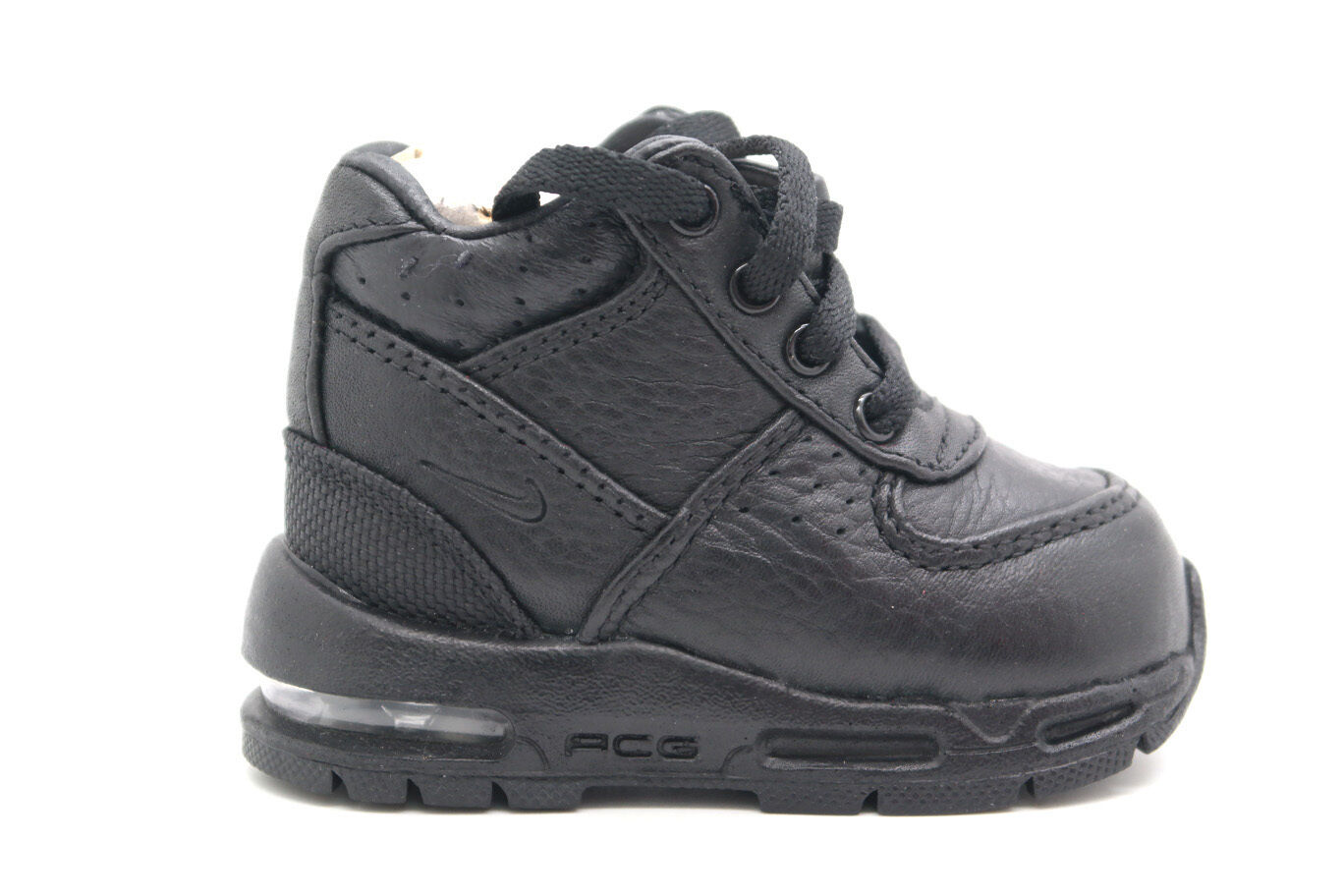 Nike Air Max Goadome Toddlers 311569-001 Black ACG Infant BOOTS Baby Size 2  | eBay