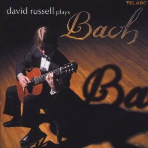 David Russell - David Russell Plays Bach [New CD]