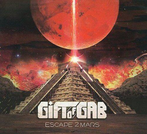 GIFT OF GAB - ESCAPE 2 MARS [PA] [DIGIPAK] NEW CD