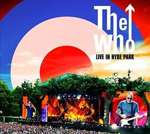 The Who - Live in Hyde Park [New CD] With Blu-Ray, With DVD