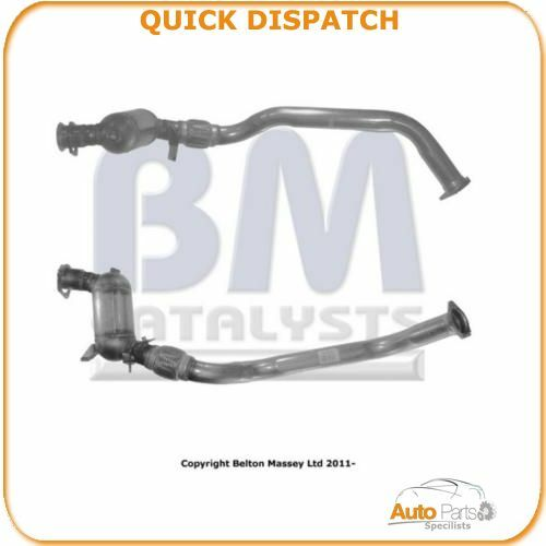 80164H CATALYTIC CONVERTER / CAT (TYPE APPROVED) BMW 3 2.0 2000-2001 450