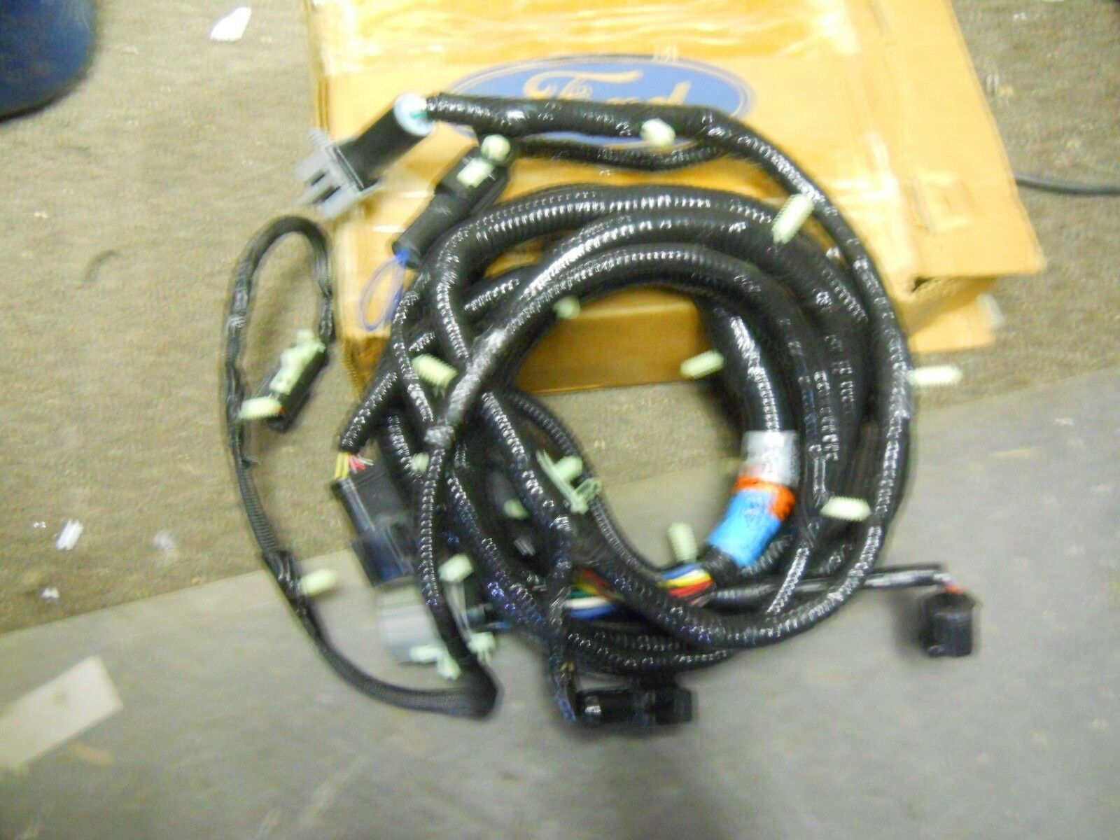 Oem 1998 1999 Ford Windstar Fuel Pump Wiring Harness Ebay 1999 Ford  Windstar Wiring Harness #19