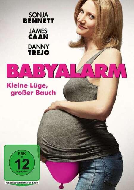 Babyalarm -  Kleine Lüge, großer Bauch - DVD