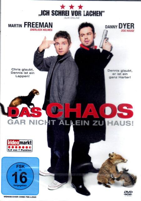 Das Chaos - Gar nicht allein zu Haus! (2012) - neu & ovp