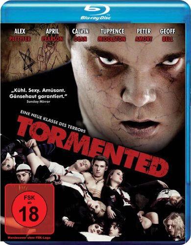 % Blu-ray * TORMENTED # NEU OVP