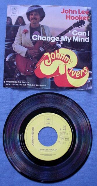 "Vinyl, 7"", Single  Johnny Rivers – John Lee Hooker"