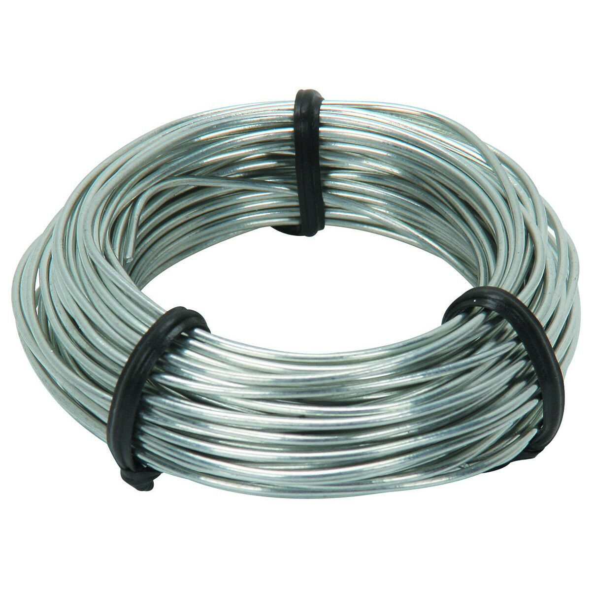 Baling Wire 25 FT Roll Mechanics Wire Craft Wire 20 GA Hundreds of ...