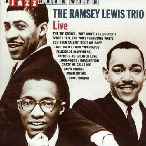 Ramsey Lewis, Lewis; Ramsey Trio - Live [New CD] Holland - Import