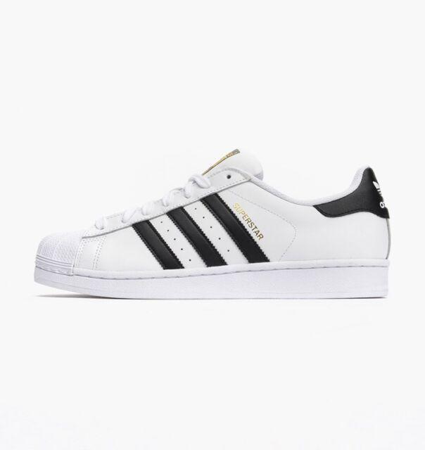 Adidas Originals Superstar Foundation Sneaker - Men's size 8 - White