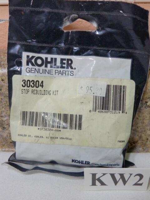 Kohler 30304 Integral Stop Rebuilding Kit Genuine OEM Part | eBay