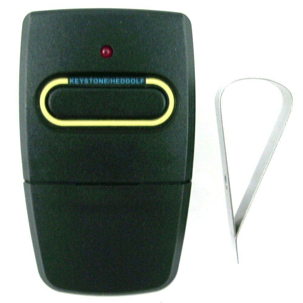 Heddolf 390 Mhz Frequency Garage Door Opener Remote Control