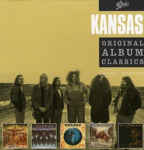 Kansas - Original Album Classics [New CD] UK - Import
