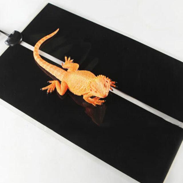 7W Einstellbare Temperatur Heizmatte Haustiere Heizung Bodenheizung Reptilien UY