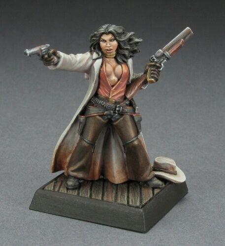 Ellen Stone Cowgirl Reaper Miniatures Chronoscope Western ...