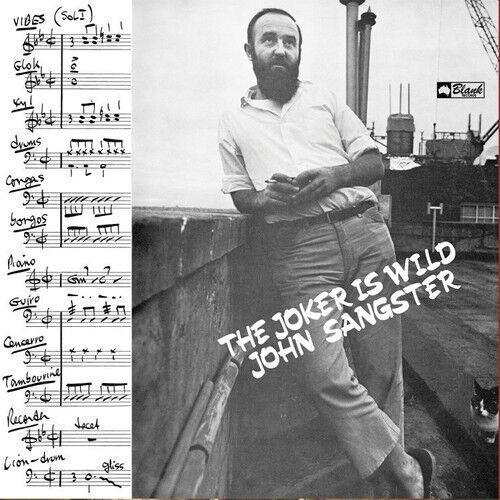 John Sangster - Joker Is Wild [New Vinyl]