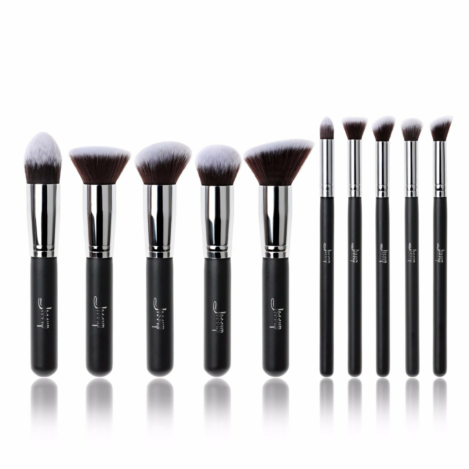 cosmetic brush set. picture 1 of 5 cosmetic brush set
