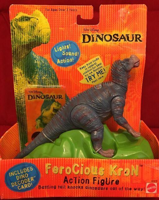 Disney Dinosaur Toys : Mattel walt disney dinosaur growling url htf ebay