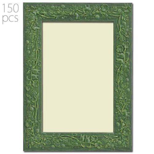 Ensky Jigsaw Puzzle Frame Green for Studio Ghibli 150 (10x14.7cm ...