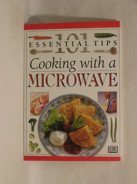 Cooking with Microwave (101 Essential Tips), Sarah Brown, Very Good Book