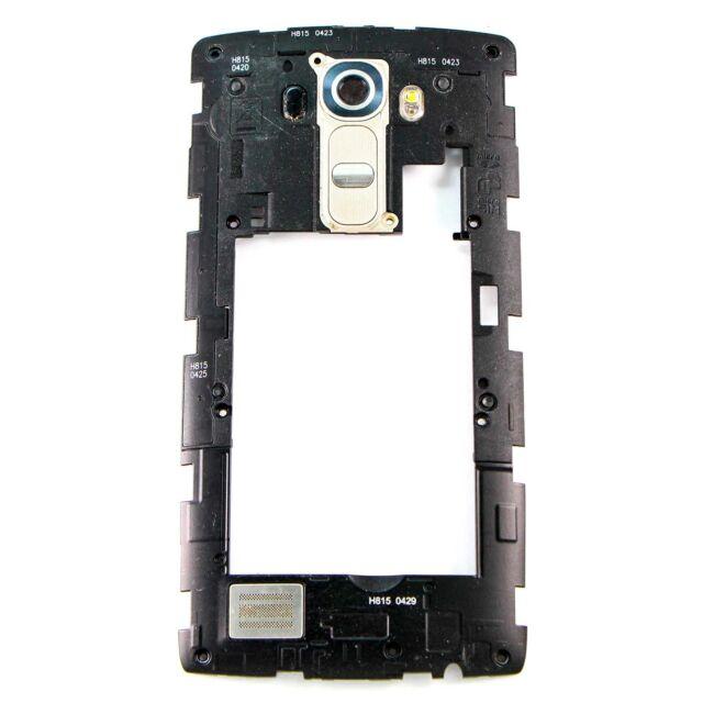 Carcasa Intermedia Completa LG G4 H815 Dorado Repuesto Original Usado
